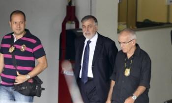 Costa recebeu R$ 550 mil por mês depois de sair da Petrobras