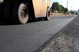 """Morador do Parque Alvorada """"ganha"""" ação na justiça contra asfalto comunitário"""