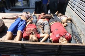 Quadrilha de assaltantes de carro é morta em confronto com a polícia