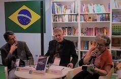 Três sul-mato-grossenses no salão do livro de Paris