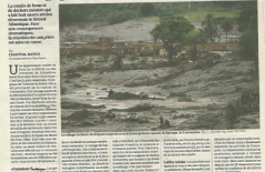 Catástrofes e esperança: Mariana e COP 21