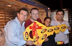 94FM 13 Anos - Sorteio