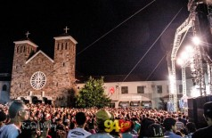 Milhares de fieis foram à Praça Antonio João participar da Marcha para Jesus 2015