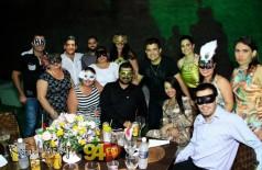 Baile de Máscaras  - Veja as fotos !