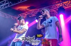 Confira  as fotos do show com a dupla Max Moura e Cristiano