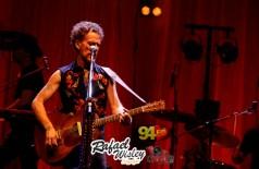 Confira  as fotos com o cantor Nando Reis no Armazém Music