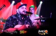 Veja as fotos do show com a banda Curimba na Jangoo Pub
