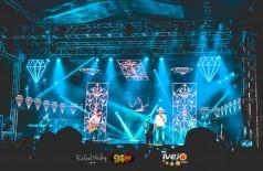 Confira as fotos do show em Itaporã