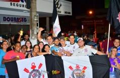 Comemoração Corinthians  Campeonato Paulista de 2017