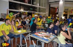 Copa do Mundo Brasil x Camarões, Shopping Avenida Center, Procopiu's Boliche e Taj Music Bar