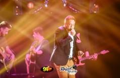 Show do cantor Leonardo em Dourados. Veja as fotos por Rafael Wisley