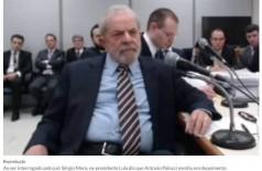 Em depoimento a Moro, Lula diz que Palocci mentiu à Justiça (Foto: reprodução)
