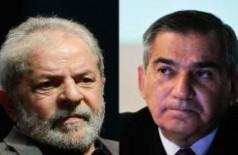 Lula e Gilberto CarvalhoFernando Frazão e Marcelo Camargo /Arquivo/Agência Brasil