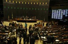 Câmara dos Deputados  vai decidir sobre nova denúncia contra presidente Michel Temer ---- Foto: Valter Campanato/Arquivo/Agência Brasil