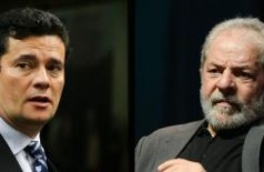 Sérgio Moro e Lula ----  Arquivo/Agência Brasil