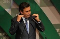 Aécio Neves -- Foto: Antonio Cruz/Agência Brasil