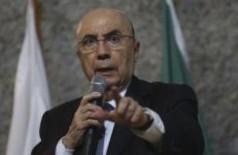 O ministro Henrique Meirelles --- Foto: Arquivo/Agência Brasil