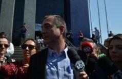 O empresário Joesley Batista, dono da JBS, está preso em SP --- Foto: Rovena Rosa/Agência Brasil