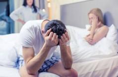 Quase metade das pessoas que cometem traição escolhe levar o amante para a própria casa, aponta pesquisa (Foto: Shutterstock)