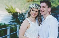 Divulgação - Jakson Follmann e Andressa Perkovski vão casar dia 20 de outubro