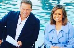 Lisa Wilkinson foi âncora do 'The Today Show' com Stefanovic por dez anos ---  Foto: Instagram/@lisa_wilkinson