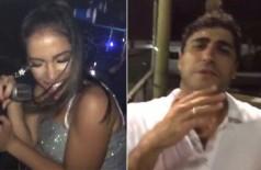 Casaram? Após 3 meses de namoro, Anitta e Thiago aparecem de alianças