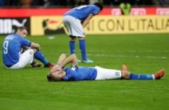 Itália fica fora da Copa do Mundo 2018 -- Reuters/Max Rossi