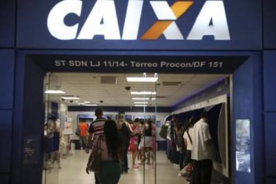 Caixa pagará valores que variam de R$ 79 a R$ 937, totalizando R$ 1,2 bilhão para 1.778.726 trabalhadores (Foto: José Cruz/Agência Brasil)