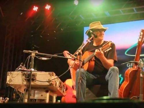 Show de Almir Sater em Dourados será no dia 20 de dezembro (Foto: Reprodução)