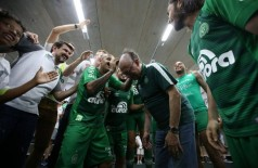 Coritiba, Avaí, Ponte e Atlético Goianiense são rebaixados no Brasileiro (Foto: Sirli Freitas/Chapecoense)