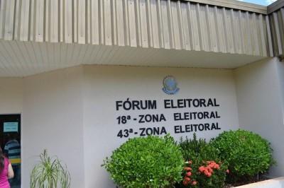 Pedido foi feito à Justiça Eleitoral de Dourados  (Foto: André Bento)