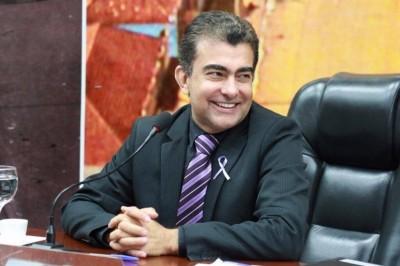 Marçal espera que as emendas sejam aplicadas de forma integral pelo Executivo (Foto: Thiago Morais)