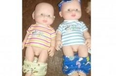 Bonecas geraram polêmica nas redes sociais - Reprodução/Facebook