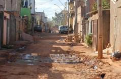 Pesquisa diz que o maior índice de pobreza é registrado Região Nordeste, afetando 43,5% da população (Foto: Marcelo Casal/Agência Brasil)