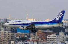 Um avião da companhia ANA (Foto: El País)