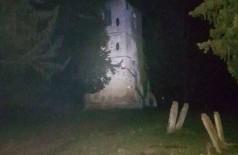 Você acredita em assombração? Vozes e luzes assustadoras de fantasmas são registradas em igreja em Cambridge (Foto: Reprodução/Mirror)