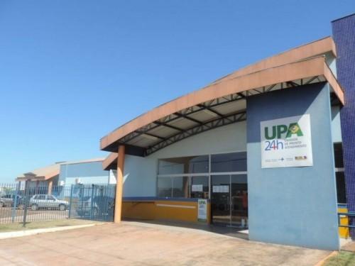 Registro de ponto biométrico vale para médicos e odontólogos da Funsaud, que administra UPA e Hospital da Vida (Foto: André Bento)