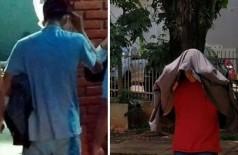 Autuados em flagrante pelo assassinato de jovem tiveram prisão convertida para preventiva (Fotos: Adilson Domingos)