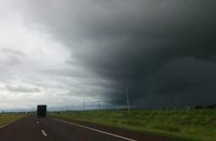 Inmet já havia divulgado alerta de tempestade para Dourados e outros municípios do Estado (Foto: Arquivo/Karol Chicoski/94FM)