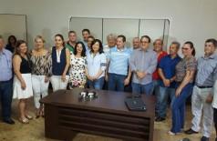 Gastos da Prefeitura de Dourados com servidores devem ser detalhados ao MPE (Foto: André Bento)