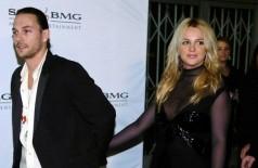 Britney Spears e Kevin Federline em um evento em 2006 - Foto: Chris Pizzello