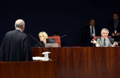 Os ministro do STF Rosa Weber e Marco Aurélio Mello  - José Cruz/Agência Brasil