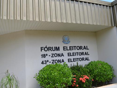 Portaria da Justiça Eleitoral prevê atendimento ampliado ao público nos cartórios de Dourados (Foto: André Bento)