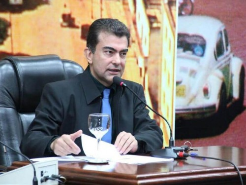 Apresentado em 2011 na Câmara dos Deputados, projeto de Marçal Filho pode virar lei e garantir medicamentos para doenças raras (Foto: Divulgação)