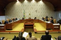 lenário do Supremo Tribunal Federal - (Carlos Moura/SCO/STF)
