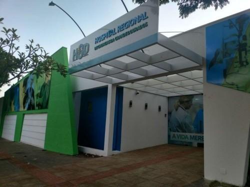 Grupo contratado para administrar hospital informou que tudo já estava pronto dia 27 de abril (Foto: Divulgação)