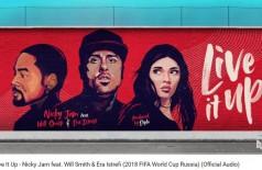 Fifa divulga música oficial da Copa do Mundo Rússia 2018; ouça (Foto: reprodução/vídeo)