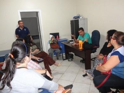 Comissão de aprovados na educação procurou o vereador Marçal para intermediar prorrogação de concurso (Foto: Divulgação)