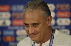 Tite defende choro de jogadores - André Mourão / MoWA Press