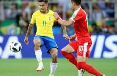 Philippe coutinho deu o passe para o primeiro gol - Foto: CARL RECINE / REUTERS